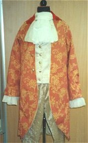 Shakespeare costumes with PatternMaker